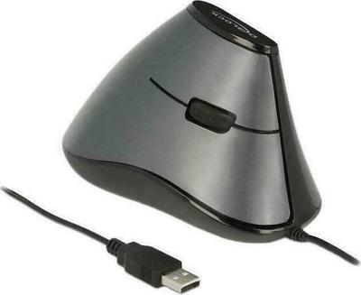 DeLock Ergonomic Vertical USB Mouse