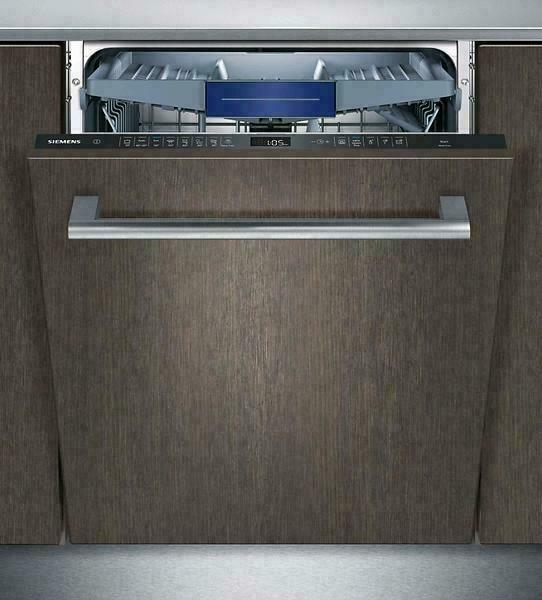 Siemens SN658X00ME dishwasher