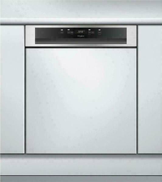 Whirlpool WBC 3C26 X Dishwasher