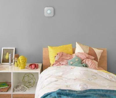 Nest Protect Smoke + CO Alarm S3000BW (2e Génération)