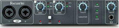 Focusrite Saffire Pro 14 Karta dźwiękowa