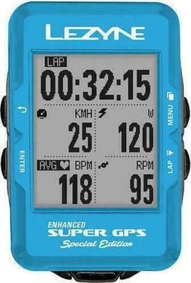 Lezyne Super GPS Special Edition