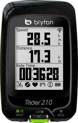 Bryton Rider 210T