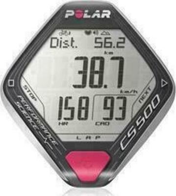 Polar CS500 Bicycle Computer