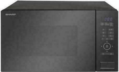 Sharp R-870BK Mikrowelle