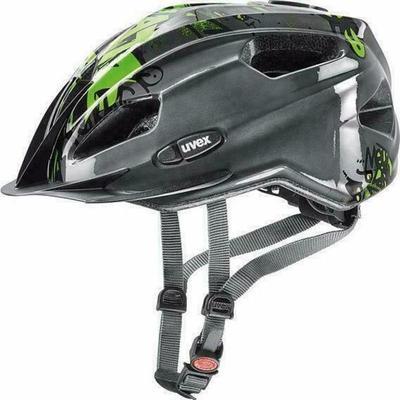 Uvex Quatro Junior bicycle helmet