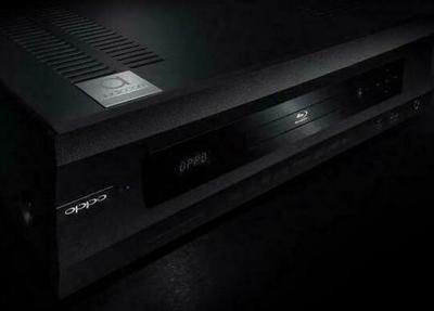 Oppo BDP-105D Audiocom Signature Blu-Ray Player