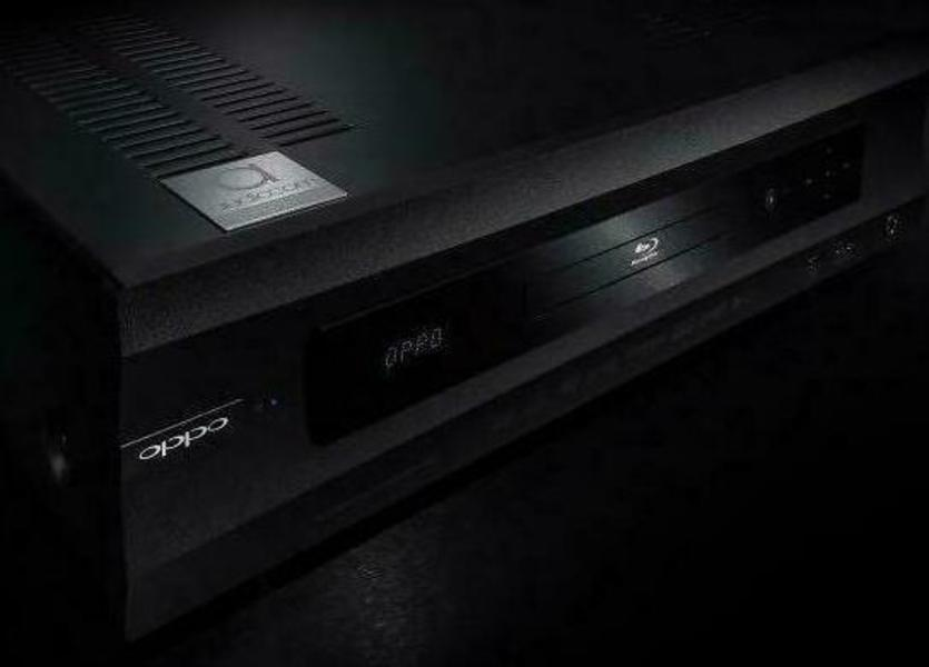 Oppo BDP-105D Audiocom Reference