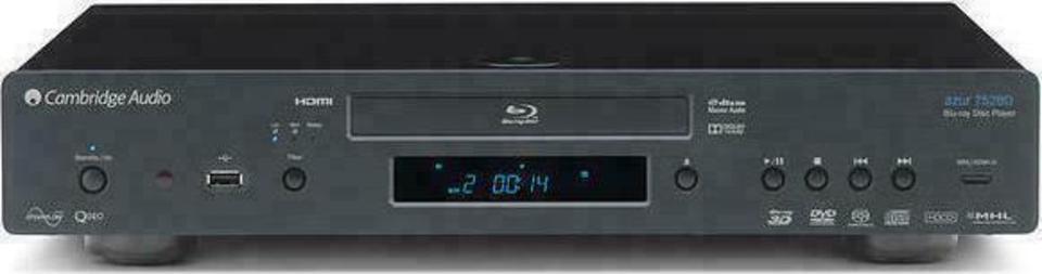 Cambridge Audio Azur 752BD Blu-Ray Player