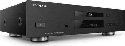 Oppo BDT-101CI Blu-Ray Player