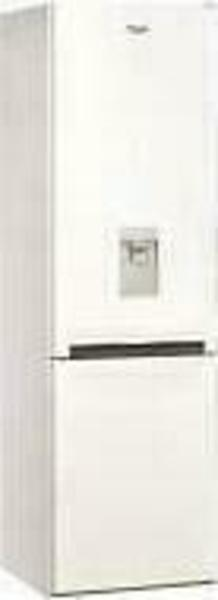 Whirlpool BSNF 8101 W Aqua Refrigerator