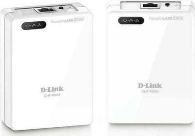D-Link DHP-700AV Powerline Adapter