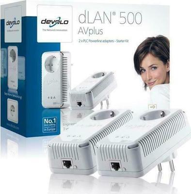 Devolo dLAN 500 AVplus Starter Kit (9044)