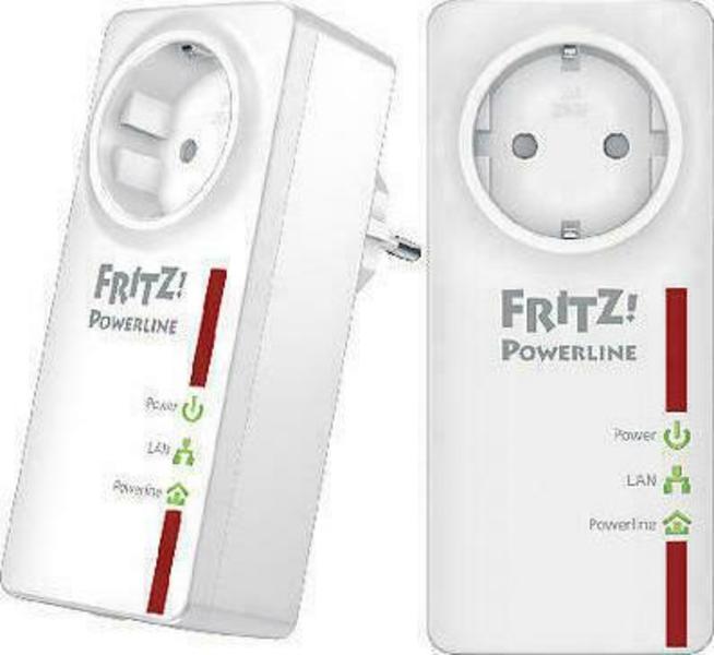 AVM Fritz! Powerline 520E Set Adapter
