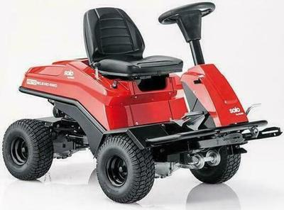 Solo by AL-KO Rider FC 13-90.5 HD 4WD (excl. cutting deck) Ride-on Lawn Mower