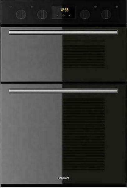 Hotpoint DD2540BL wall oven