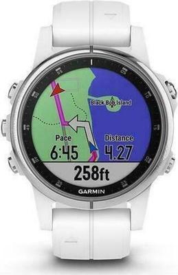 Garmin Fēnix 5S Plus Sapphire Fitness Watch