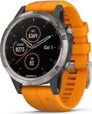 Garmin Fēnix 5 Plus Sapphire Titanium Fitness Watch