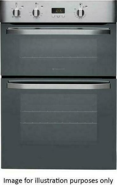 Hotpoint DHS53X wall oven