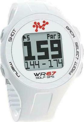 Easygreen WR67 GPS Fitness Watch