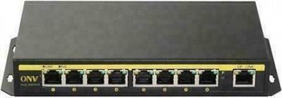 Deltaco ONV-POE21008P Switch