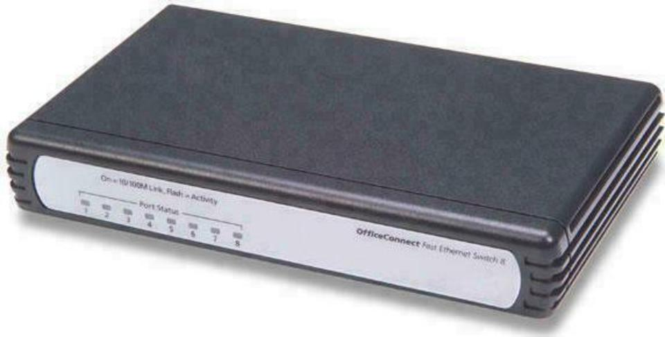 3Com OfficeConnect Fast Ethernet Switch 8