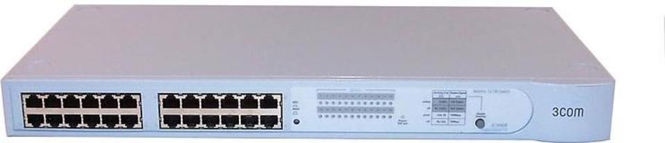 3Com SuperStack 3 Baseline Switch 24-Port (3C16465B)