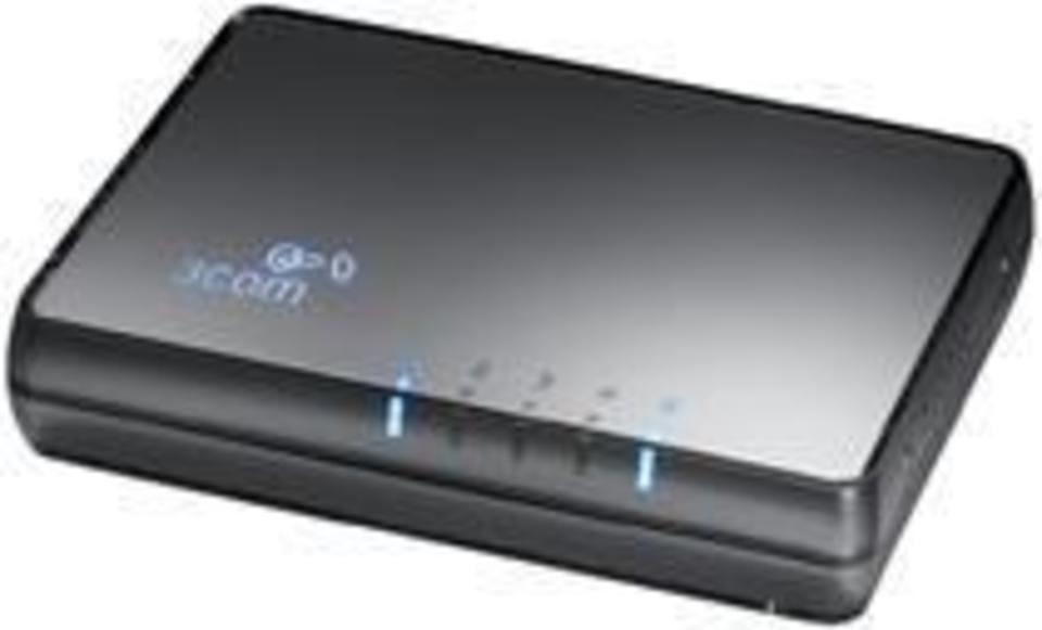 3Com Switch 5 (3CFSU05)