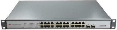 Deltaco ONV-POE33024PF Switch
