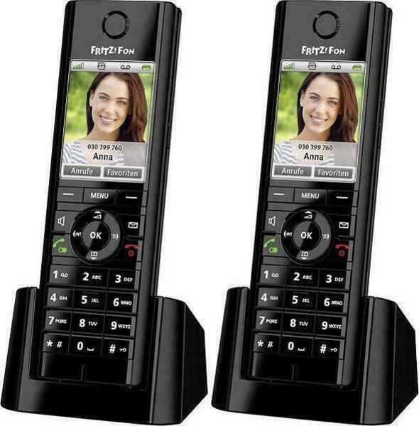 AVM Fritz! Fon C5 Duo Telefon bezprzewodowy