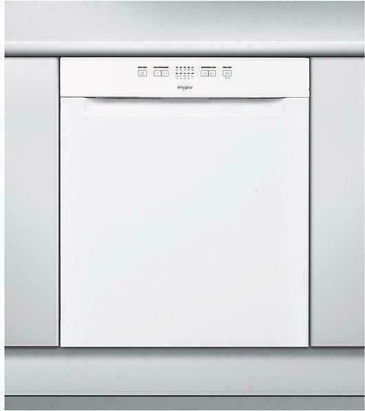 Whirlpool WUE 2B19 dishwasher
