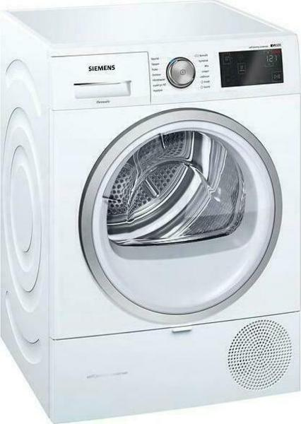 Siemens WT47U6E9DN Tumble Dryer