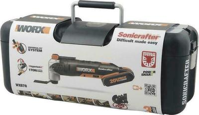 Worx WX678 Power Multi Tool