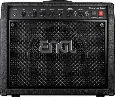 Engl Thunder 50 Reverb E320 Wzmacniacz gitarowy
