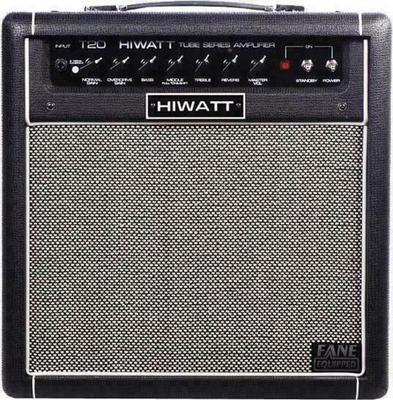 Hiwatt Tube Series T20 Amplificateur de guitare