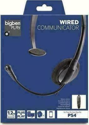 Bigben Interactive Wired Communicator for PS4