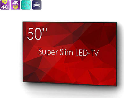 SWEDX SuperSlim SS-50K1-01-PP2 tv