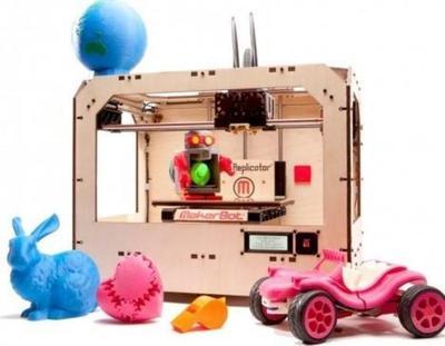 MakerBot The Replicator