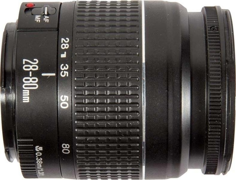 Canon EF 28-80mm f/3.5-5.6 II lens