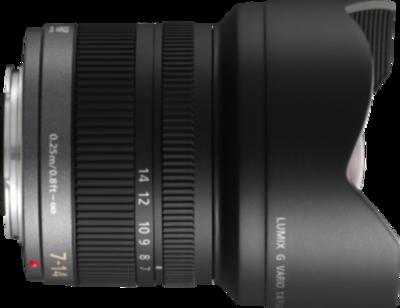 Panasonic Lumix G Vario 7-14mm F4 ASPH