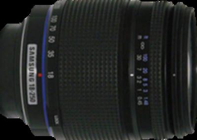 Samsung D-Xenon 18-250mm F3.5-6.3 Lens