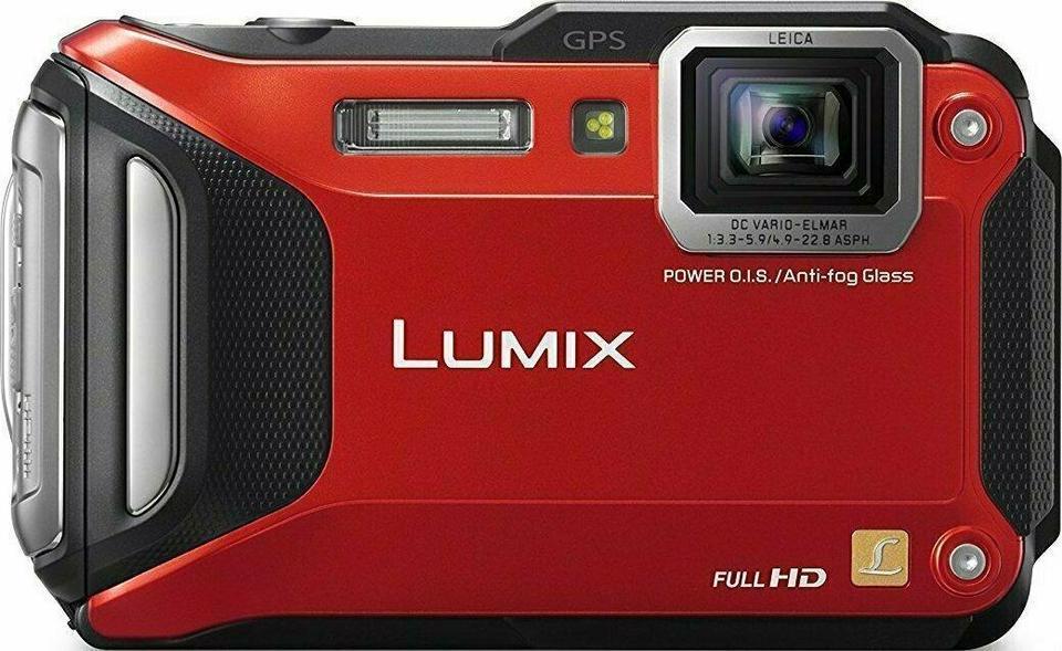 Panasonic Lumix DMC-TS6 front
