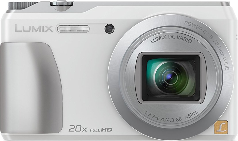 Panasonic Lumix DMC-ZS35 front