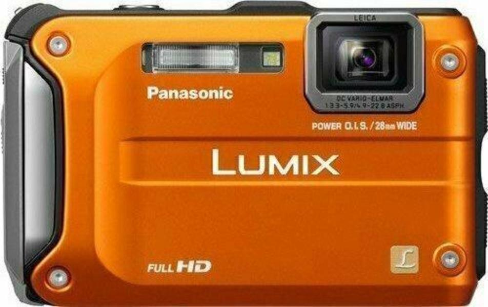 Panasonic Lumix DMC-TS3 front