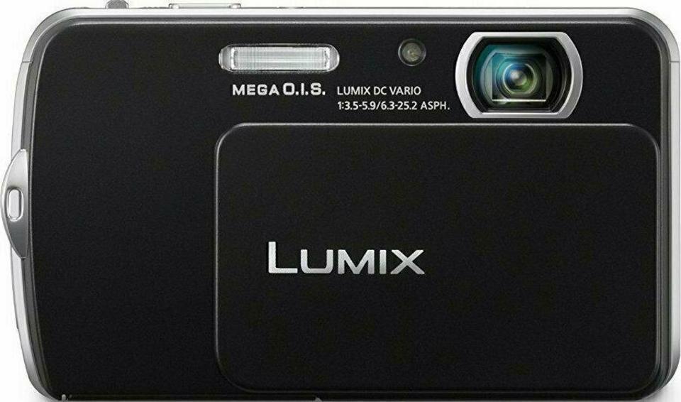 Panasonic Lumix DMC-FP5 front