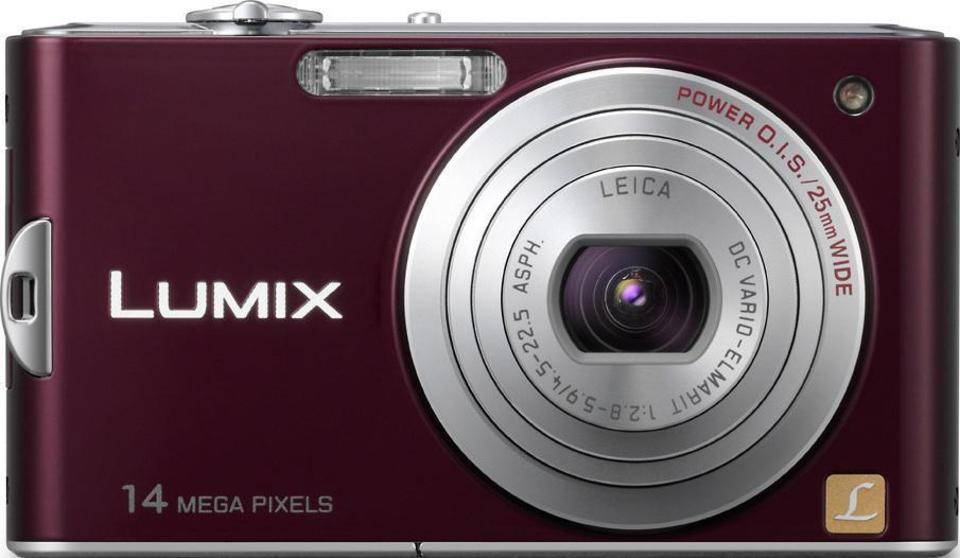 Panasonic Lumix DMC-FX68 front