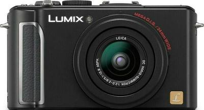 Panasonic Lumix DMC-LX3 Digital Camera