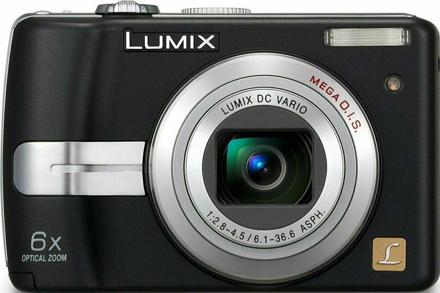 Panasonic Lumix DMC-LZ7 front