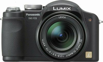 Panasonic Lumix DMC-FZ8 Digital Camera