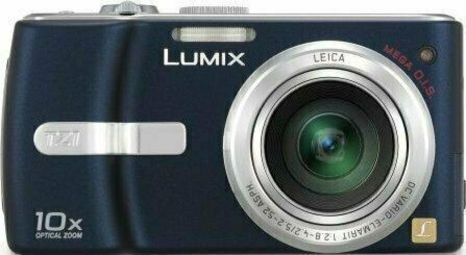 Panasonic Lumix DMC-TZ1 front